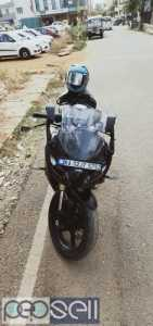 TVS APACHE 310 RR  in best condition... Only 8700 kms driven