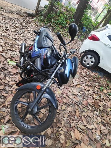 Hero Honda Passion Pro good tyres for sale at Meenachil 1