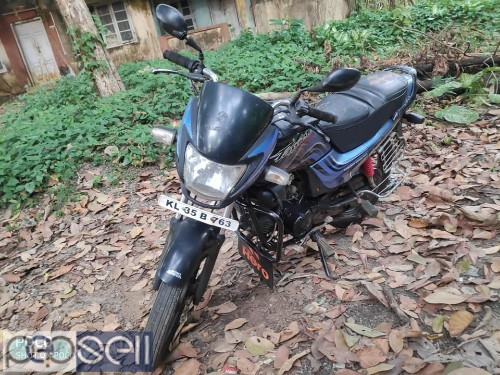 Hero Honda Passion Pro good tyres for sale at Meenachil 3