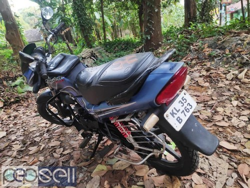 Hero Honda Passion Pro good tyres for sale at Meenachil 4