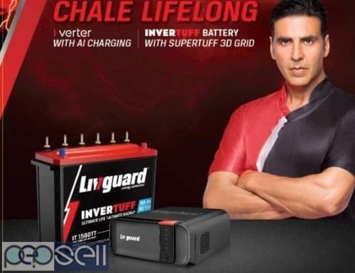 Livguard and Luminous Distributor(Emfore Technologies) 2