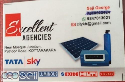 Excellent Agencies - Livguard Battery Dealers Kollam,Kottarakara,Karunagapally,Anchal,Oachira,Kundara 0