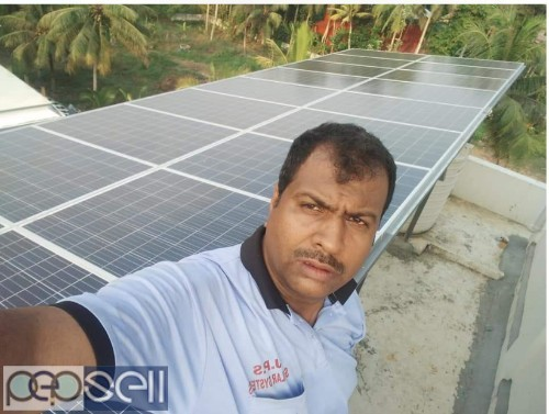J.P.S Solar System Luminous Solar Inverter Dealers Kottayam,Changanacherry,Pala,Kumarakom,Samkranthy 3