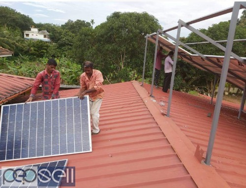 J.P.S Solar System Luminous Solar Inverter Dealers Kottayam,Changanacherry,Pala,Kumarakom,Samkranthy 4