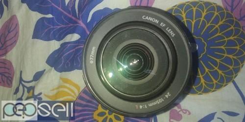 Canon 5d mark 3 Neat Body ; 24/105 ; 50 mm ; 70/200lenses 3