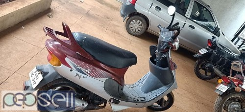 Scooty pep+ 2008 model very good condition and well maintained 2