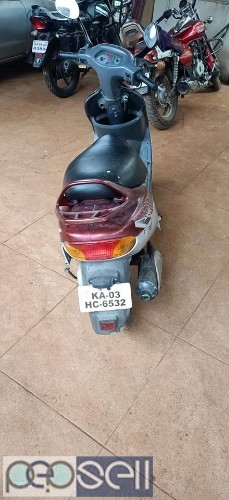 Scooty pep+ 2008 model very good condition and well maintained 3
