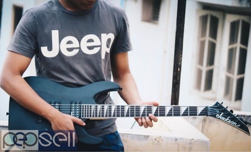 Jackson Electric Guitar - Almost New for sale at Bengaluru 0