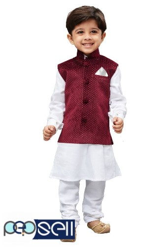 Shop Dresses For Boys From Mirraw Visit a Website 0