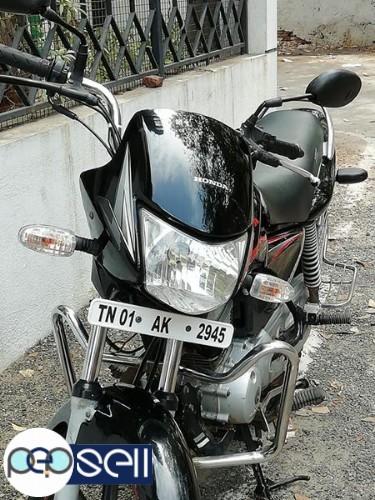 Honda shine 2010 model for sale 1