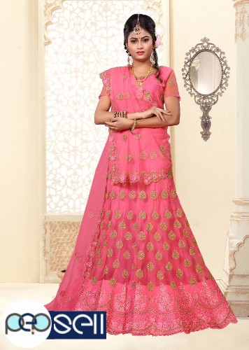 Visit Mirraw To Shop Pink Lehengas At Lowest Cost 0