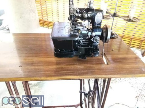 Over locking sewing machine for sale in Aluva 0