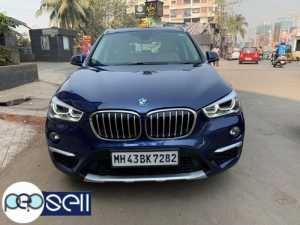 2018 Bmw X1 S Drive 20 D with panoramic Sunroof