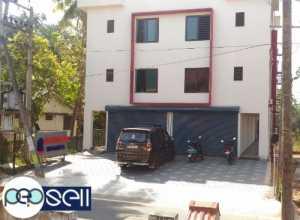 Flat for rent near Infopark and Kinfra - Koratty, Thrissur