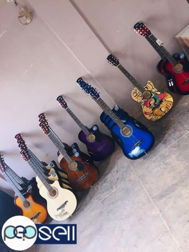 New guitars for sale at Karnataka 1