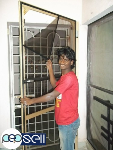 Mosquito window net available in Ariyankuppam 1