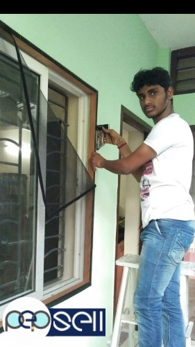 Mosquito window net available in Ariyankuppam 2