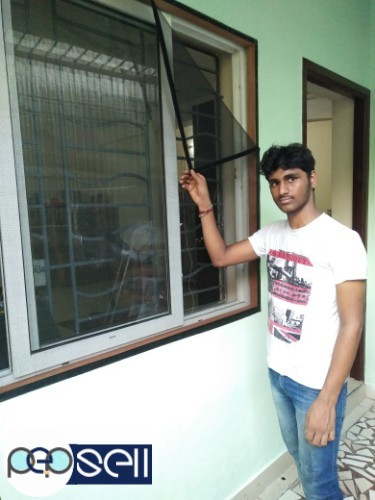 Mosquito window net available in Ariyankuppam 3