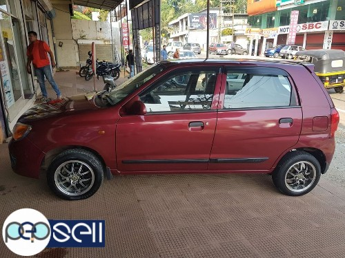 Showroom Condition Alto K10 (Vxi), 2nd Owner, No Accident History 1