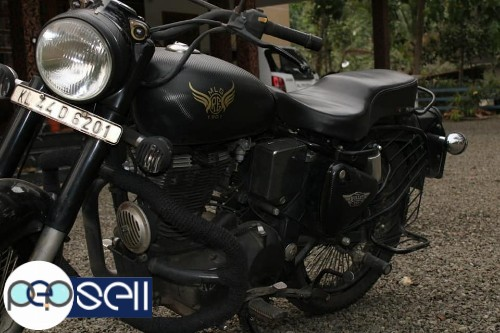 Royal Enfield Standard modified 2016 model for sale 1