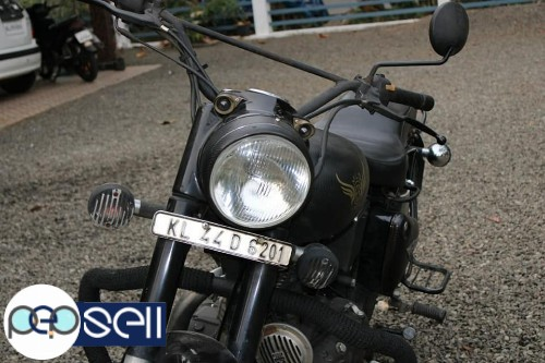 Royal Enfield Standard modified 2016 model for sale 3