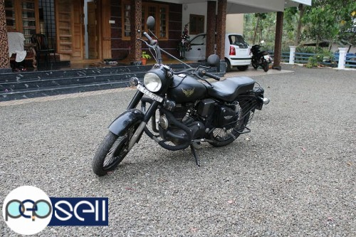 Royal Enfield Standard modified 2016 model for sale 4