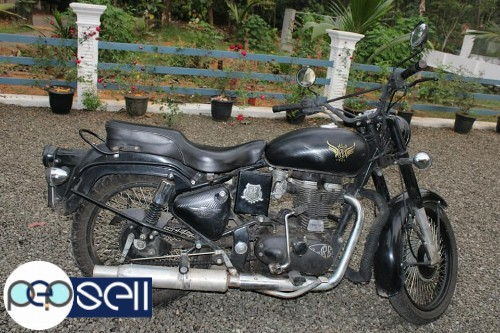 Royal Enfield Standard modified 2016 model for sale 5