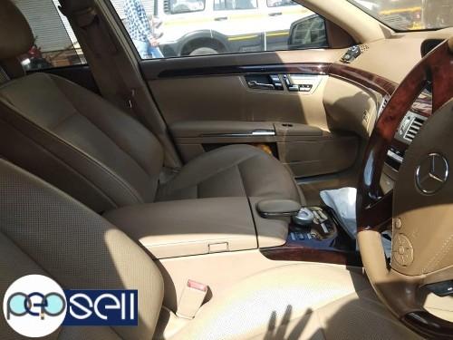 Mercedes S350 CDi Blue Efficiency 3
