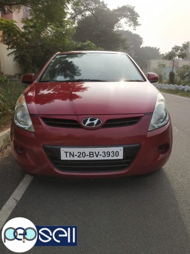 Hyundai i20 PETROL 2009 model for sale 1