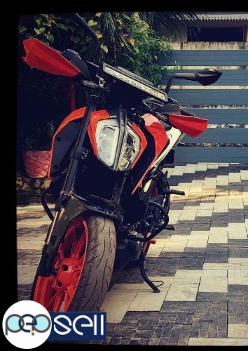 KTM DUKE 390 ABS 2018 Model for sale 2