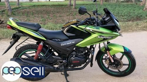 Honda CBF stunner 2014 mpdrl 0