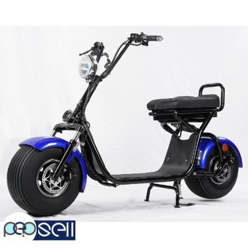 For sale Citycoco 2000w Electric Scooter Big Wheel 2