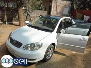 2005 Corolla 1.8j 2Air bag Abs