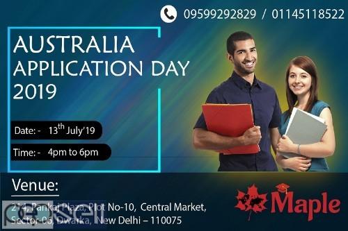 Australia Application Day - 13th July'19 0