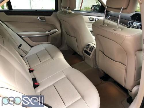 2015 MERCEDES BENZ E250 AVANTAGRADE 4