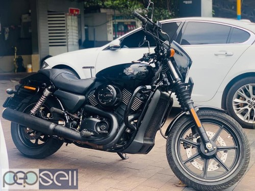 Hardly Davidson 750 street  2014 Model for sale 0