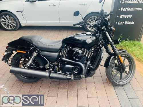 Hardly Davidson 750 street  2014 Model for sale 1