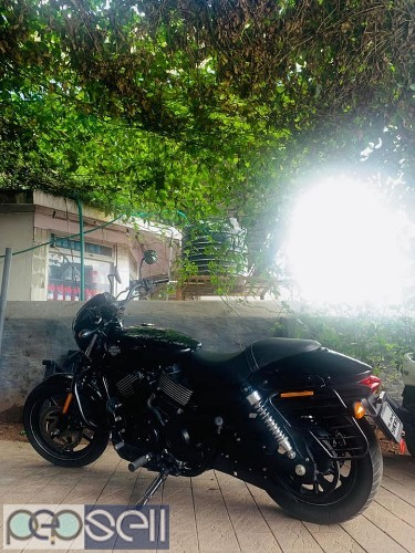 Hardly Davidson 750 street  2014 Model for sale 4