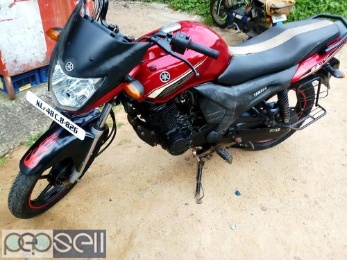 2012 Yamaha Szs for sale at Palakkad chittur 1
