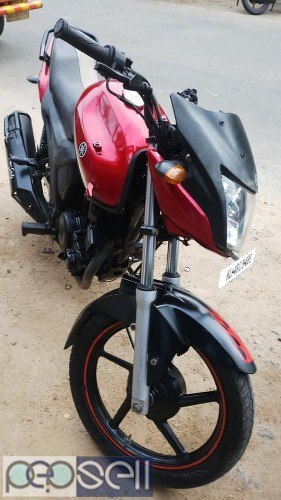 2012 Yamaha Szs for sale at Palakkad chittur 2