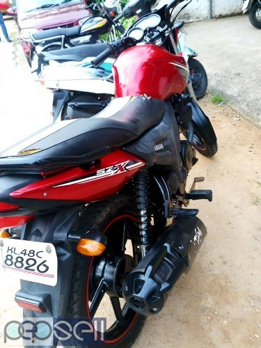 2012 Yamaha Szs for sale at Palakkad chittur 3