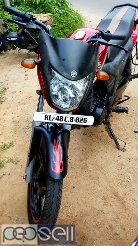 2012 Yamaha Szs for sale at Palakkad chittur 4