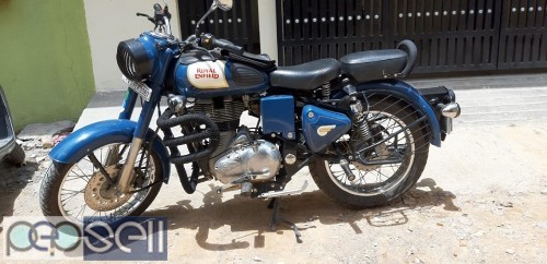 Royal Enfield Bullet Classic 350 2017 for Sale 0