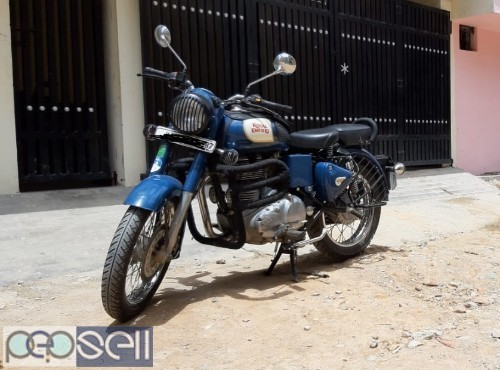 Royal Enfield Bullet Classic 350 2017 for Sale 1