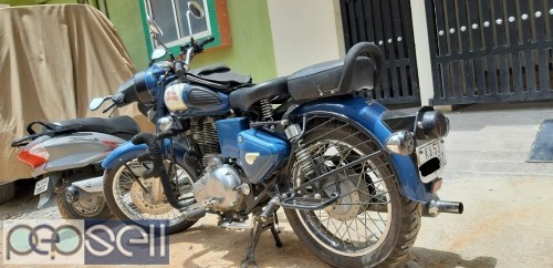 Royal Enfield Bullet Classic 350 2017 for Sale 4