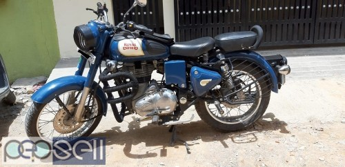 Royal Enfield Bullet Classic 350 2017 for Sale 5