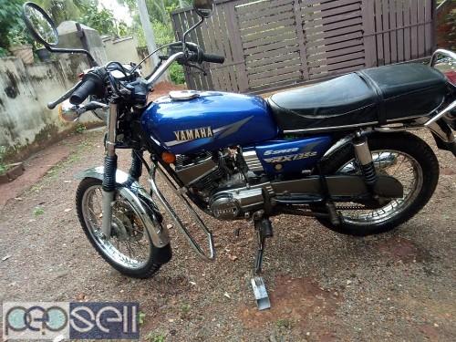 Yamaha rx135 Good condition for urgent sale  0