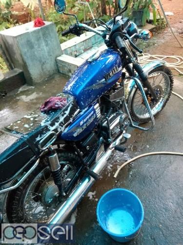 Yamaha rx135 Good condition for urgent sale  1