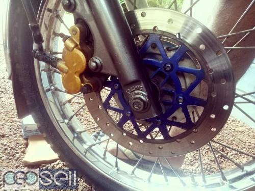 Yamaha rx135 Good condition for urgent sale  2