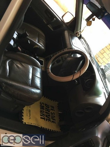 Tata safari 3.0. Good condition  5 alloy wheel 2